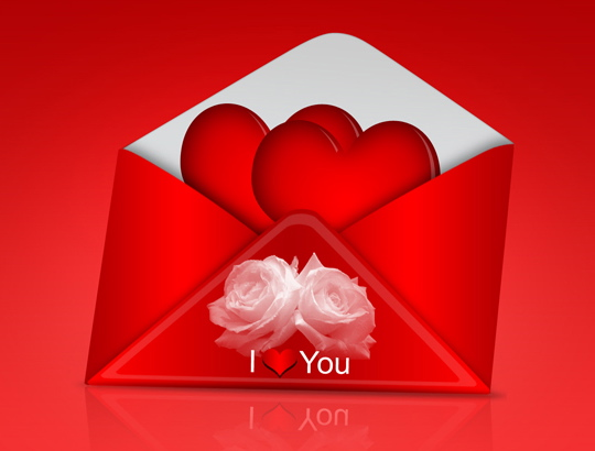 love-heart-email-icon