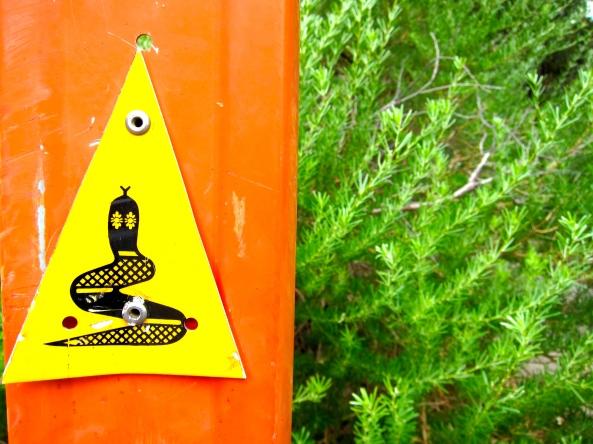 Bibbulmun Track Marker