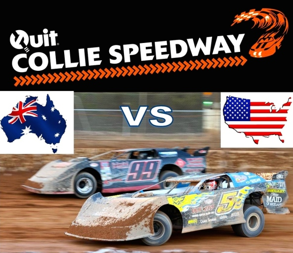 Quit Collie Speedway late-model