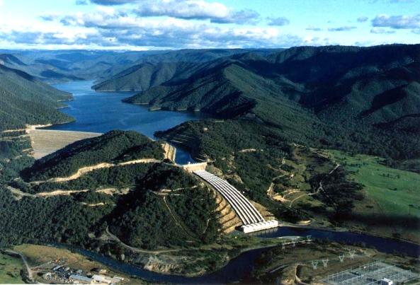 Snowy Mountains Power Scheme