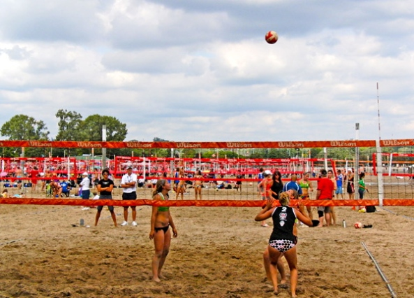 2009 Beach Volleyball Championships