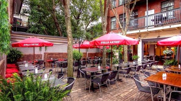 Cafe Maurizio Montreal, Quebec