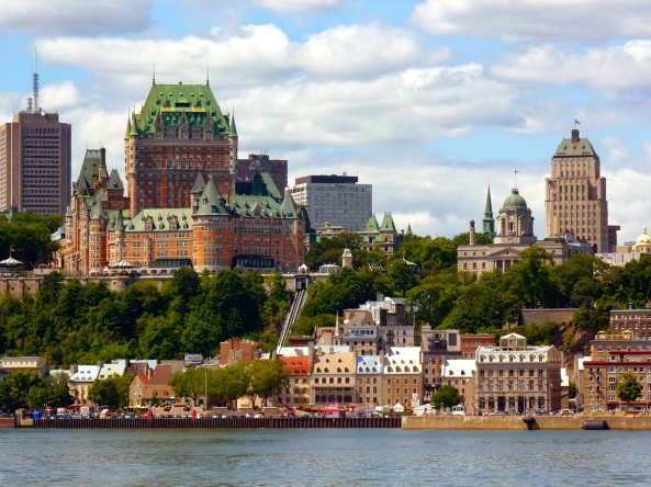 Beautiful Quebec City Quebec