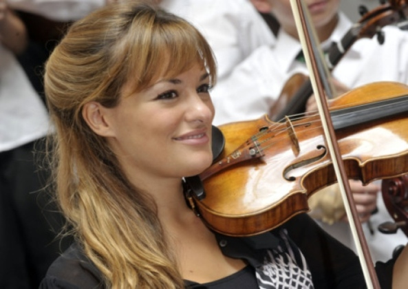 Nicola Benedetti (photo Donald Macleod)