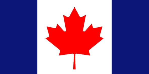 Proposed Canadian Flag