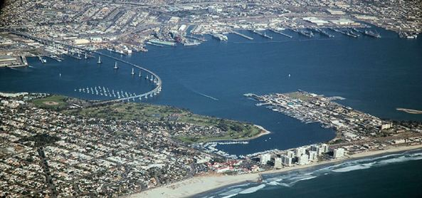 San Diego Naval Shipyards