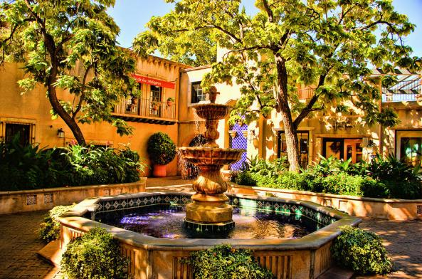 Tlaquepaque Arts & Crafts Village, Sedona, Arizona
