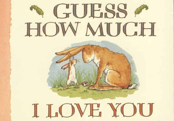 Guess How Much I Love You - Illustration by Anita Jeram